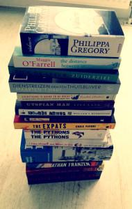 Aankopen Boekenfestijn 2014