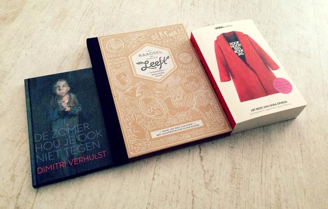 Aankopen Boekenweek 2015