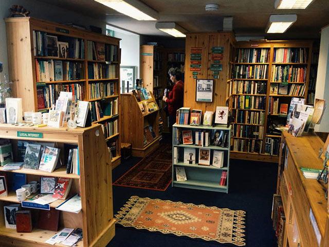 AirBnB boekhandel runnen