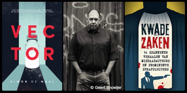 Spannende Boeken Weken 2016 - Geschen Vector - Simon De Waal