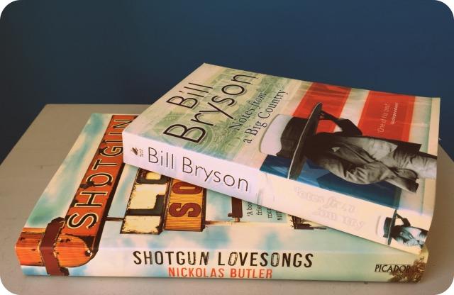 MirandaLeest - boekenblog herlezen zomer 2016 Bill Bryson en Shotgun Lovesongs van Nickolas Butler