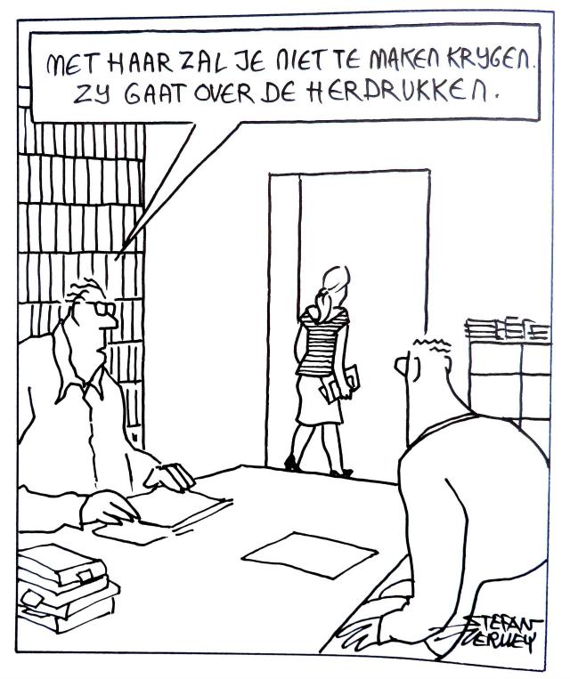 Hoe open ik een boek - Stefan Verwey