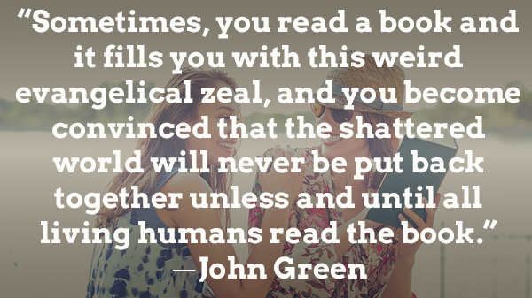Best Quotes about reading