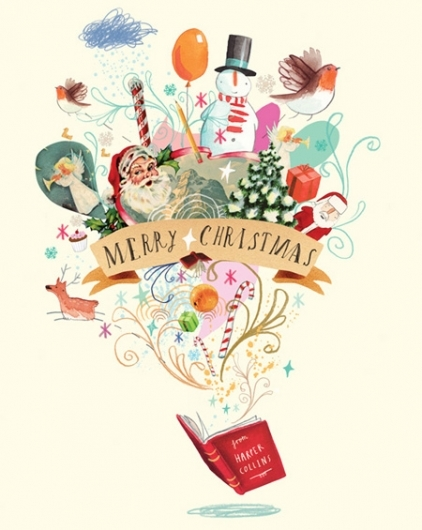Merry Christmas by Oliver Jeffers