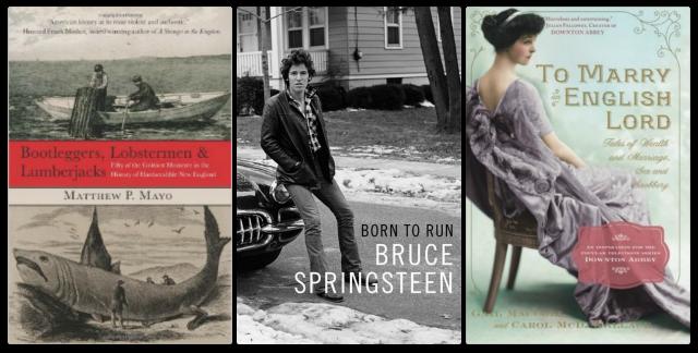 MirandaLeest boekenblog - vakantiehaul 2016, gekocht in New England