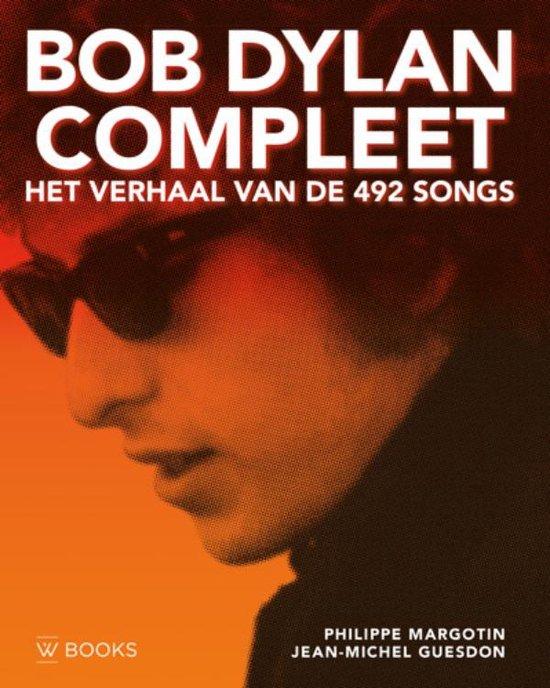 Recensie Bob Dylan compleet - MirandaLeest boekenblog