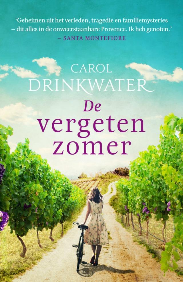 Recensie De vergeten zomer - Carol Drinkwater