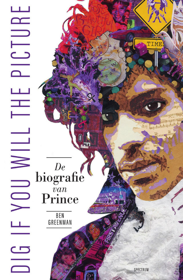Recensie Dig if you will the picture. De biografie van Prince -Ben Greenman