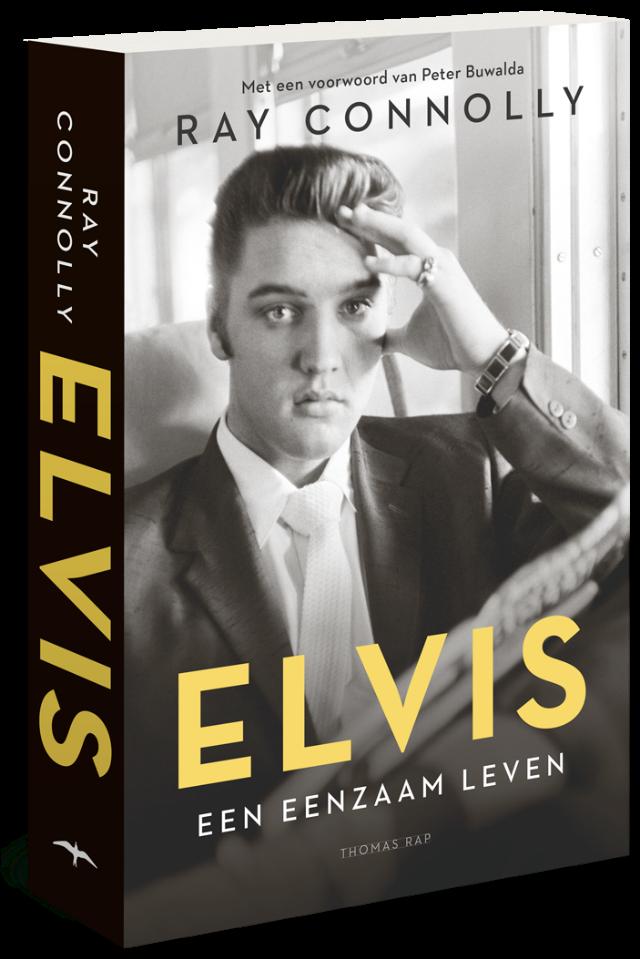 Recensie Elvis, een eenzaam leven - Ray Connolly