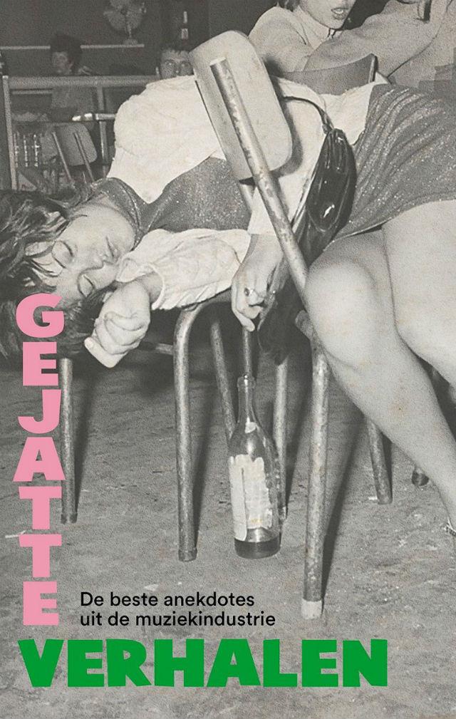 Recensie Gejatte verhalen. De beste anekdotes uit de muziekindustrie