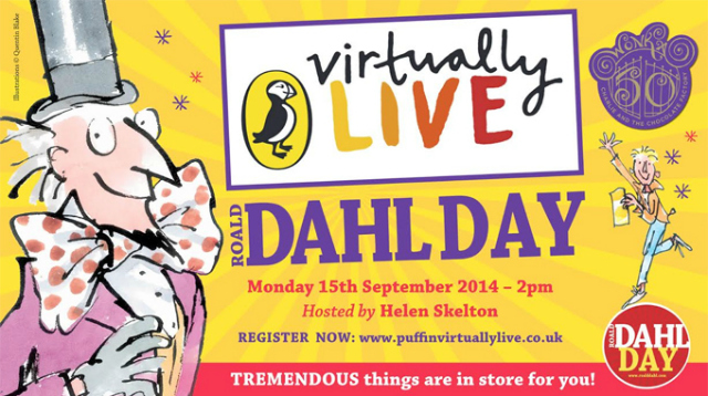 Roald Dahl Day 2014