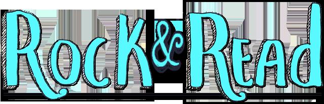 Rock and Read logo, muziekboeken op MirandaLeest