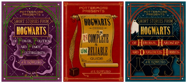 Short stories from Hogwarts - J.K. Rowling - Pottermore